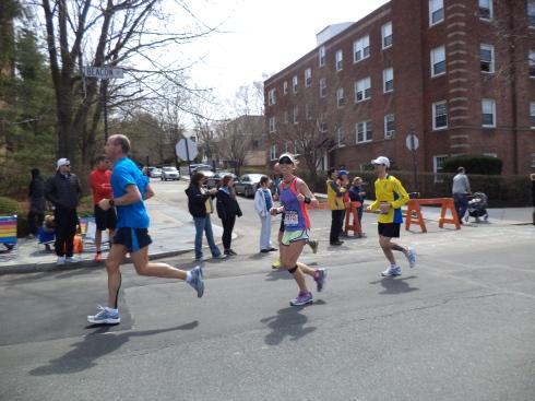Running Boston