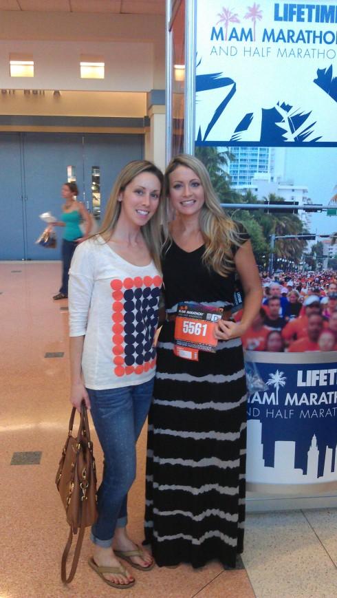 Kristin Miami Marathon