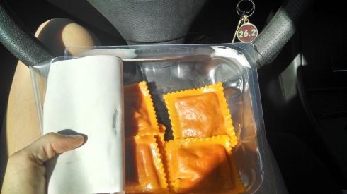 Car Pumpkin Ravioli
