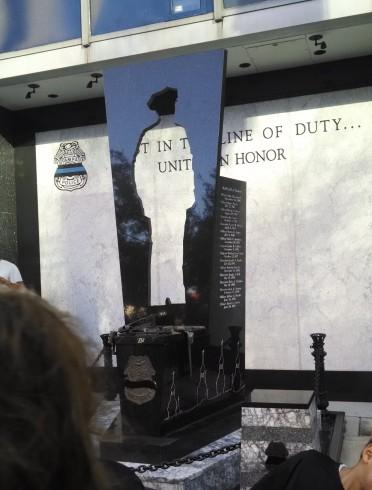 Tampa Police Memorial