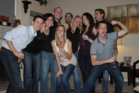 New Years Eve Fun 2012