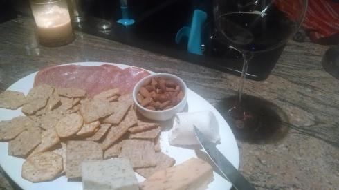 Wine n Cheese