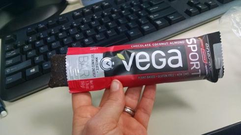Vega Chocolate Coconut Almond Bar