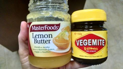 Lemon Butter Vegemite
