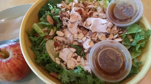 Mediterranean Chicken & Quinoa Salad