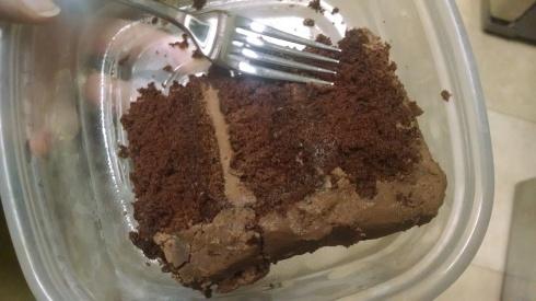 Left Over Cake