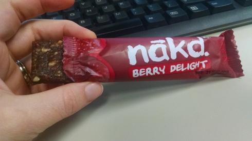 Berry Delight Nakd Bar