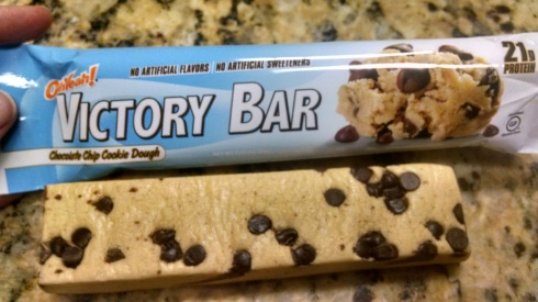 Cookie Dough Victory Bar