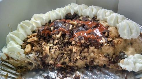 Village Inn Chocolate Peanut Butter Pie